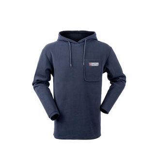 HUNTERS ELEMENT AMBLE FLEECE HOODIE NAVY