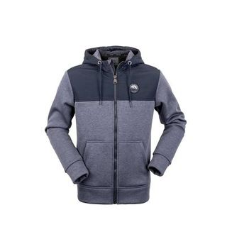 HUNTERS ELEMENT CIRRUS HOODIE BLUE