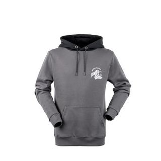 HUNTERS ELEMENT GET LOST HOODIE GREY