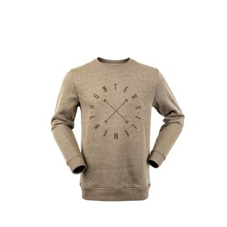 HUNTERS ELEMENT SPHERE SWEATER KHAKI