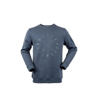 HUNTERS ELEMENT SPHERE SWEATER NAVY