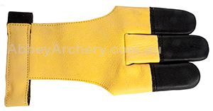 ABBEY LEATHER GLOVE LARGE