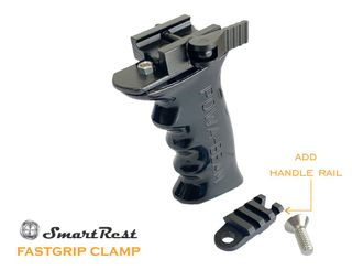 POWA BEAM SMART REST FASTGRIP HANDLE QUICK RELEASE KIT
