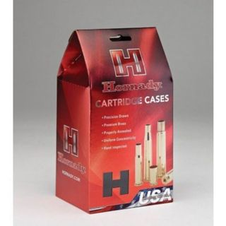 HORNADY 6.5PRC UNPRIMED CASES (50)