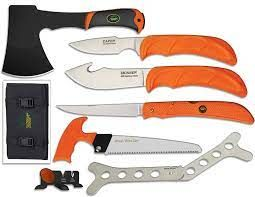 OUTDOOR EDGE OUTFITTER COMBO SET KNIVES