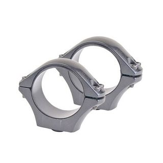 SAKO OPTILOCK RINGS 1IN MEDIUM STAINLESS