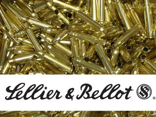 SELLIER & BELLOT 308 WIN UNPRIMED BRASS CASES 20PK