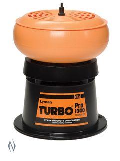 LYMAN 1200 PRO TURBO TUMBLER
