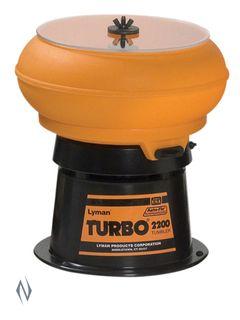 LYMAN 2200 AUTO FLO TURBO TUMBLER