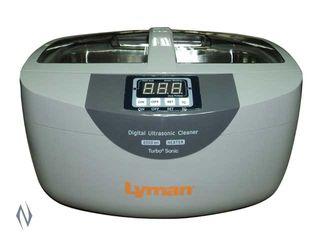 LYMAN TURBO SONIC 2500 ULTRSONIC CASE CLEANER
