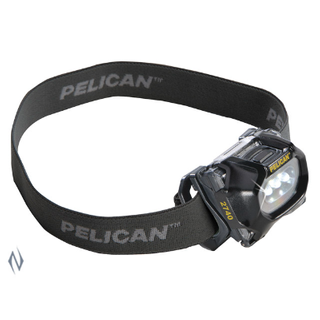 PELICAN HEAD TORCH 66 LUM 3xAAA BLACK