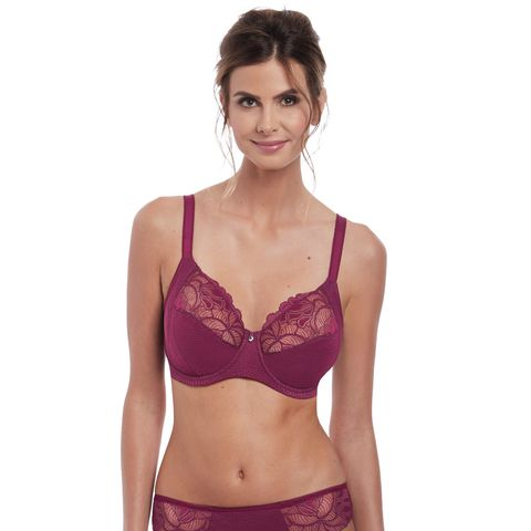 Fantasie Memoir Full Cup Bra - Black Cherry