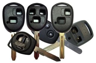 Remote Key Shells