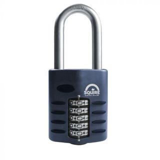 Squire CP60 Combination P/L 62mm Shackle