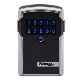 Master 5441 Wall Mounted Key Safe - Bluetooth