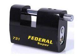 Federal 731 Monoblock Padlock