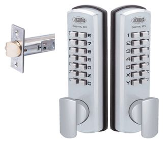Lockwood 530 Double Digital Lock SC