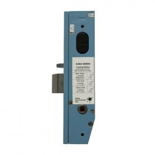 Kaba SB30 Narrow Stile Mortice Lock SCP