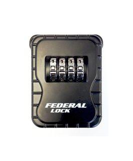 Federal SKB-004 Key Box - Wall Mounted