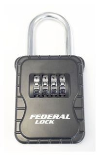 Federal SKSS-004 Key Box with Shackle