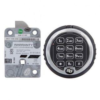 S&G Spartan 1006108 Pivot Safe Lock
