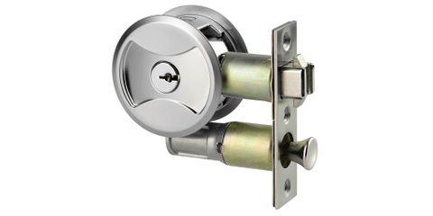 Lockwood 7444 Cavity Slider Entrance Set SC
