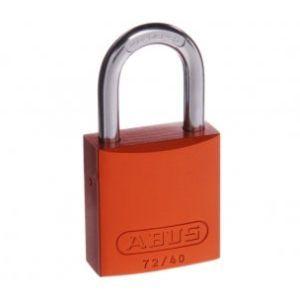 Abus 72/40 Ali Padlock Orange