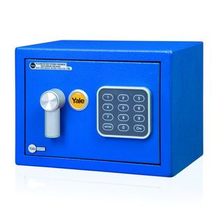Yale Mini Safe - Blue