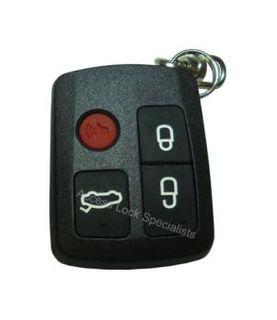 Ford BA 4 Button Remote - 434Mhz