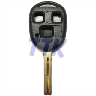 Toyota TOY48 Key3 Button Shell H/Duty