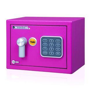Yale Mini Safe - Pink
