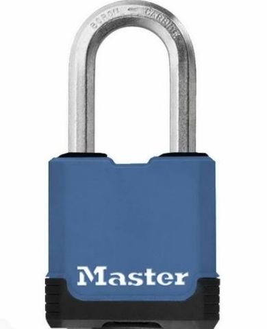 Master 50mm Covered Lam. Steel Padlock