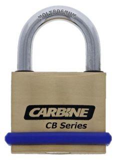 Carbine CB40 Brass Padlock - KD