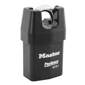 Master 6721 Shrouded Pro Series Padlock