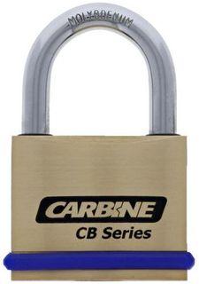 Carbine CB50 Brass Padlock - KD