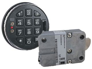 La Gard LGBASIC Swingbolt Safe Lock