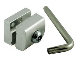 Carbine Sliding Window Stop - Silver 6Pk