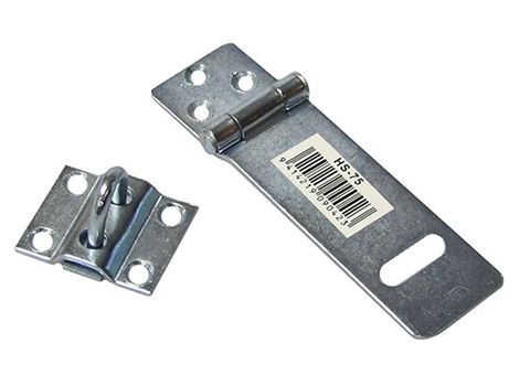 Hasp & Staple Safety Medium