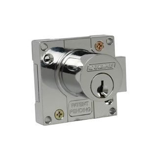 Carbine CCL-1 Cupboard Lock CP