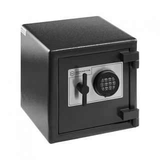 Dominator HS-1D Digital Safe - CONS