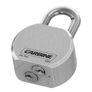 Carbine Dual Entry Single Shackle Padlock