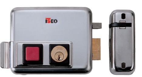 Iseo 52031 Electric Gate Lock I/O RH SS