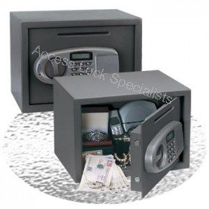Safeguard SFT25ECM Deposit Safe