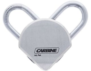 Carbine Dual Entry Double Shackle Padlock