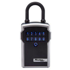 Master 5440 Portable Key Safe - Bluetooth