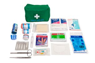 Small Soft Pack First Aid Kit