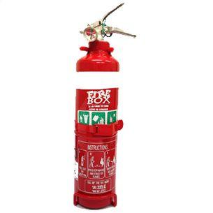 Fire Extinguisher Powder 1kg ABE