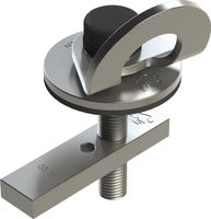 BTS Stainless Steel 316 Safety Anchor Flat Purlin Mount