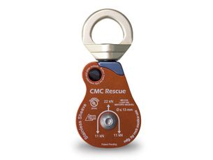 CMC Rescue S/S Swivel Pulley General Use