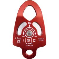 ISC Prusik Pulley Medium Single Alloy Becket